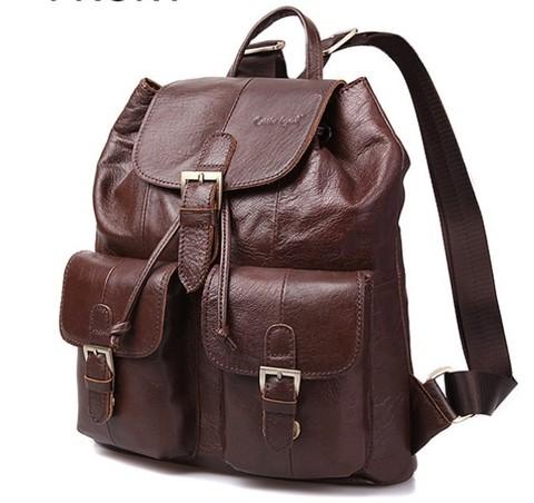 Женский рюкзак из кожи Cobbler Legend 740 Matt