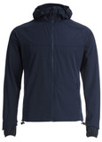 Беговая непромокаемая куртка Gri Джеди 2.0 темно-синяя
