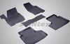 Резиновые коврики CHEVROLET NIVA высокий борт