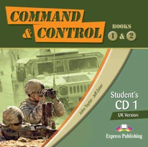 Command & Control (Audio CDs) - Диски для работы (Set of 2)