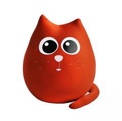 Подушка-игрушка антистресс «Кот Искра» 1