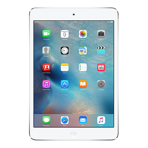 iPad mini 2 Wi-Fi + Cellular 128Gb Silver - Серебристый