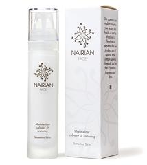Увлажняющий крем для чувствительной кожи, Nairian