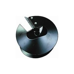 Сменный зубчатый нож MORA ICE высокопроизводительный для шнека 250мм (с болтами для крепления ножей)