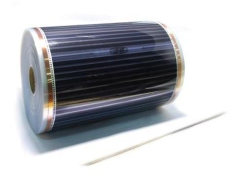 Тёплые полы. Пленка Teplotex Ш-50 см 220Вт/м2