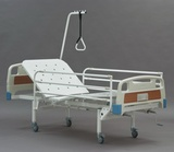 Кровать КФ3-01 (МЕТ) функциональная механическая четырехсекционная
