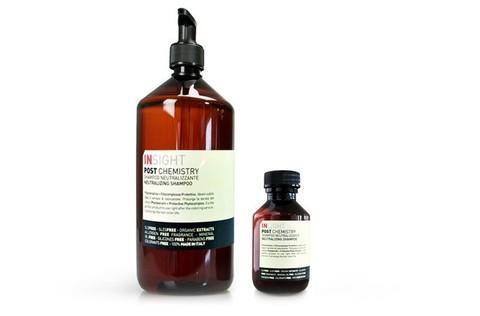 Post Chemistry Нейтрализирующий шампунь с фитокератином (100 мл)