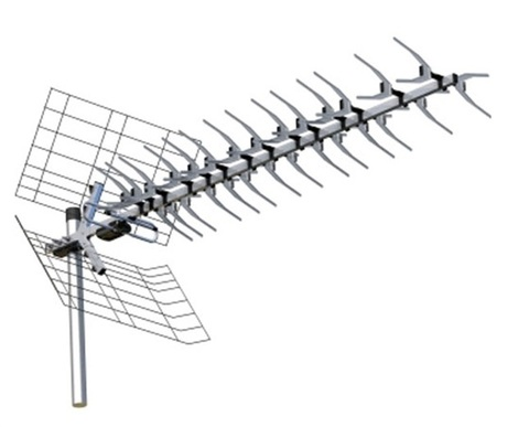 ТВ антенна пассивная Locus Меридиан-60F (L020.60D) цифровая DVB-T2 на 20-35 км