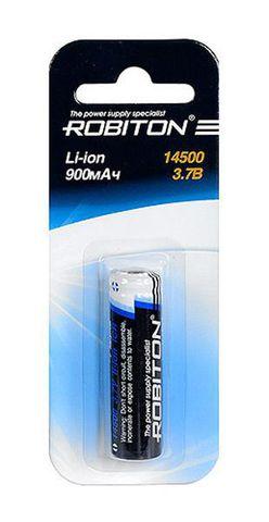 аккумулятор Robiton Li-ion 14500 900mAh
