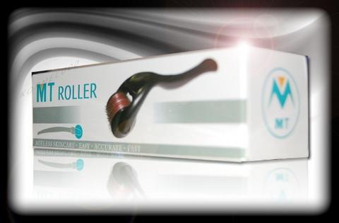Мезороллер MT Roller 540 игл 0,3 мм. Купить по акции 3 шт.