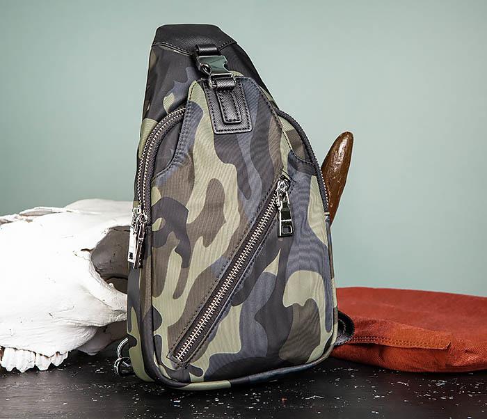BAG488-3 Мужская сумка с одной лямкой через плечо