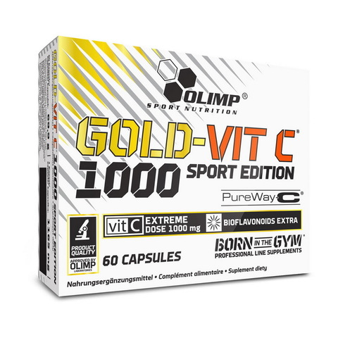 Gold-Vit C 1000 Sport Edition