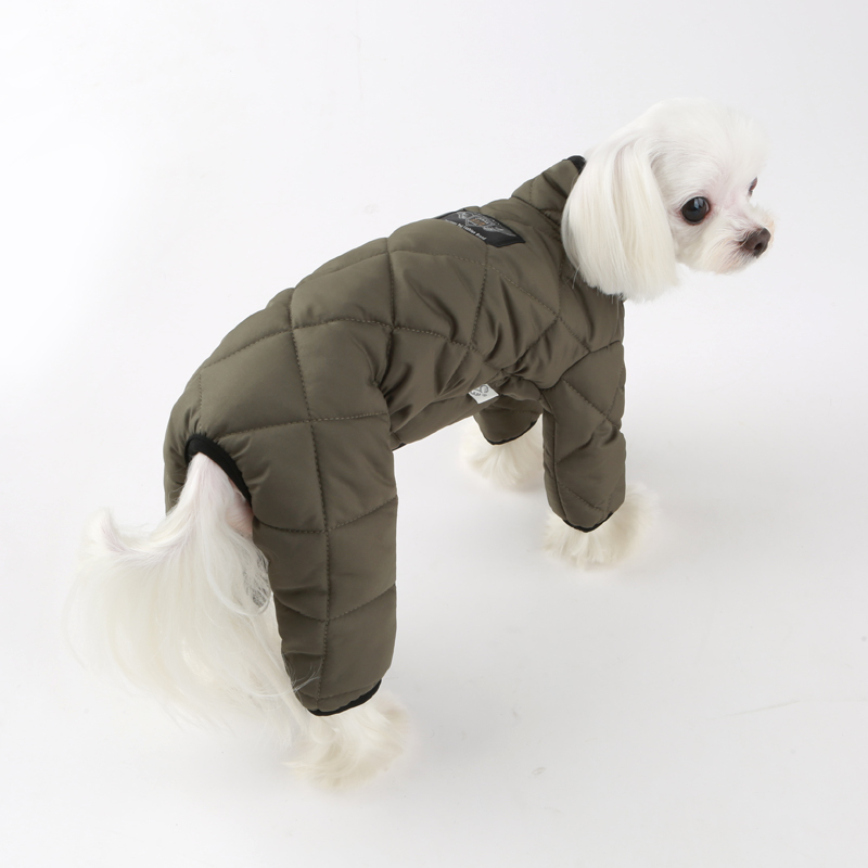 купить стеганный комбинезон для собак