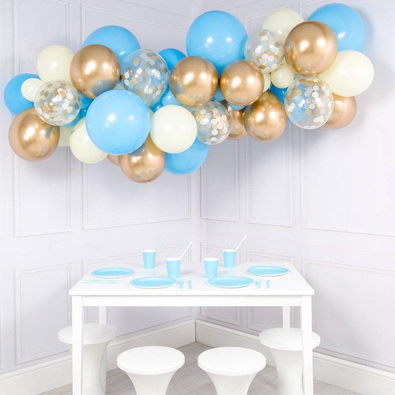 Гирлянды из шаров Гирлянда из воздушных шаров для Мальчика HTB1AyzYMMHqK1RjSZFPq6AwapXa8.jpg