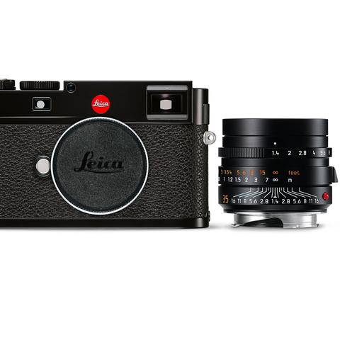 Комплект Leica M ( Тип 262) и Summilux-M 35mm f/1.4 ASPH Black