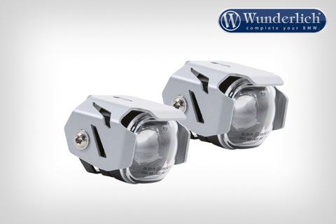 Дополнительная LED-фара (крепление на дуги) - черный