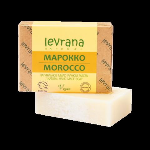 Levrana Натуральное мыло ручной работы Марокко, 100гр