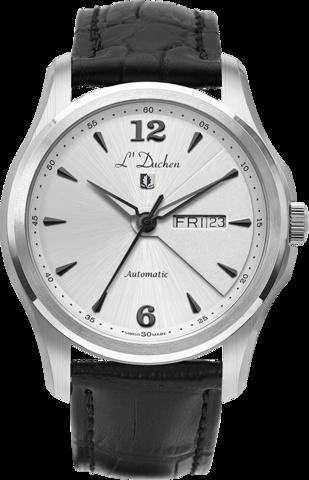 Купить Мужские швейцарские наручные часы L'Duchen D 183.11.23 по доступной цене