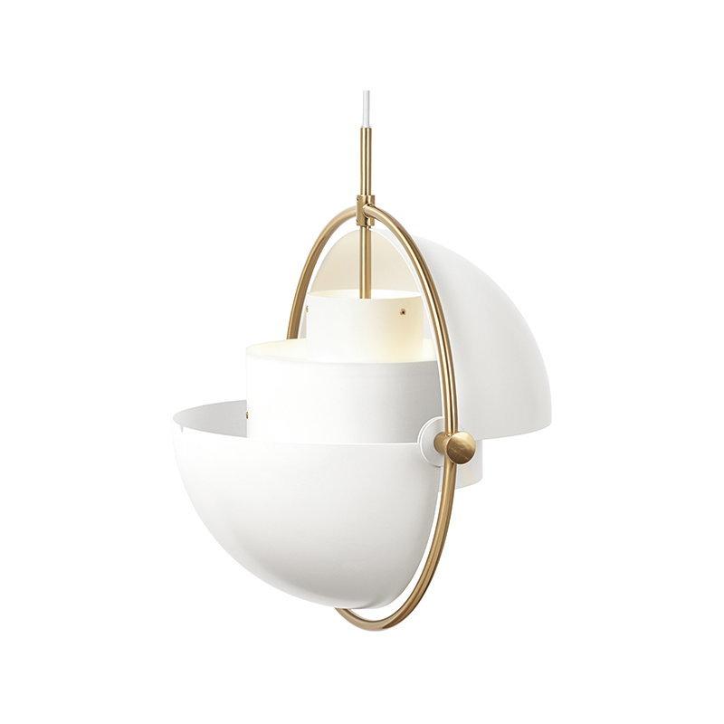 Подвесной светильник копия Multi-Lite by Gubi (белый)