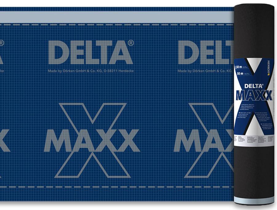 DELTA MAXX X диффузионная мембрана