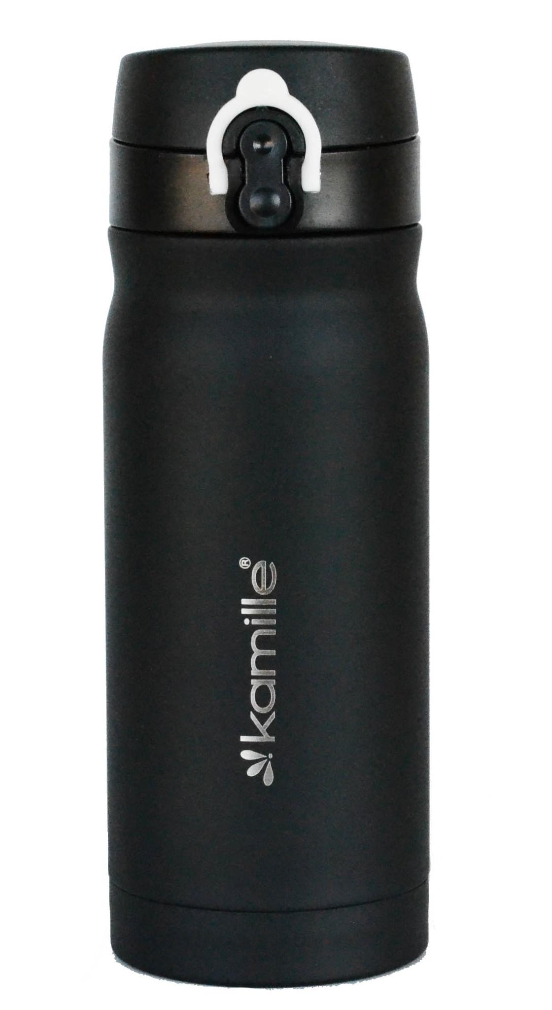 Термос-кружка Kamille 500 мл. черный