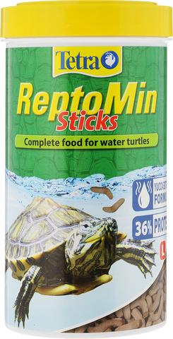 Tetra ReptoMin Основной корм для черепах в виде палочек 500мл