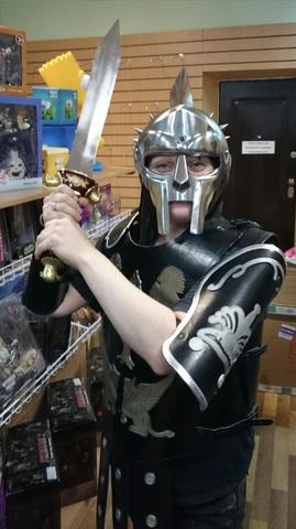 Gladiator - The Savior Sword