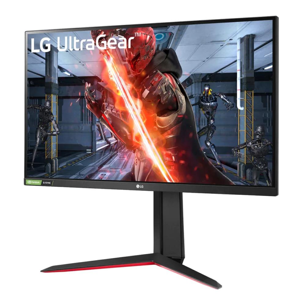 Quad HD IPS монитор LG UltraGear 27 дюйма 27GN850-B фото 2
