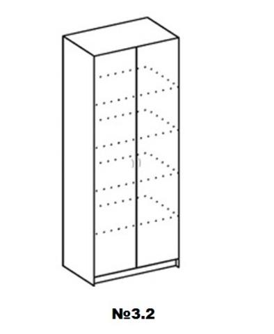 Шкаф №3.1