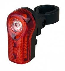 Фонарь задний LONGUS 0,5W LED + 2 LED