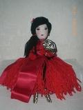 Авторская кукла Кармен