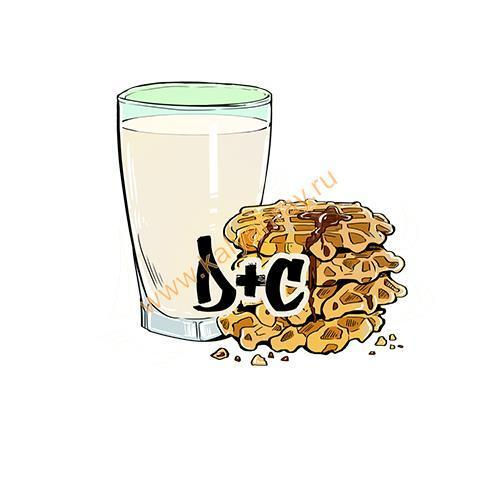 Табак B3 (Be Free) - Молочное печенье