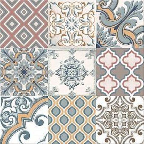 Плитка напольная Eclipse Ornament Floor 33,3Х33,3 (кв.м.)