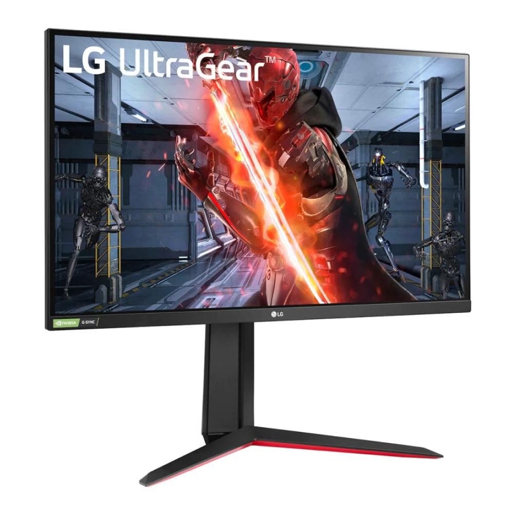 Quad HD IPS монитор LG UltraGear 27 дюйма 27GN850-B фото 3