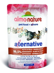 Паучи Almo Nature Alternative - Chicken Breast
