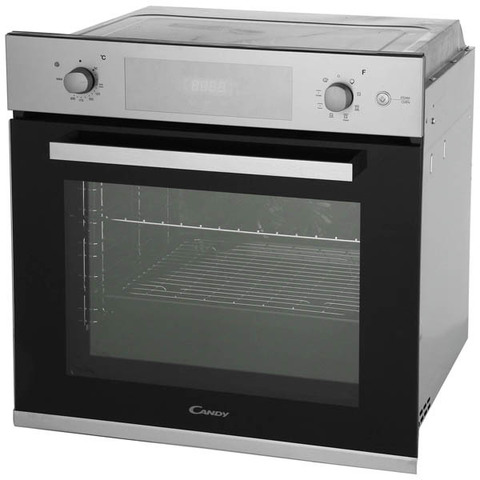 Духовой шкаф Candy Smart Steam FCPS615X c функцией приготовления паром