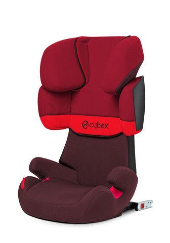Автокресло Cybex Solution X2-Fix Rumba Red
