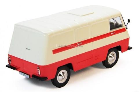 Rocar TV41 1:43 DeAgostini Auto Legends USSR #180