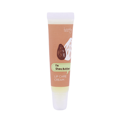 THE FACE SHOP Lovely Бальзам для губ масло ши Lovely ME:EX LIP CARE CREAM SHEA BUTTER