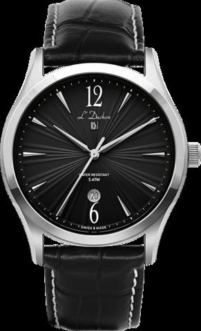 Купить Мужские швейцарские наручные часы L'Duchen D 161.11.21 по доступной цене