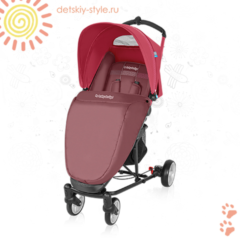 "Коляска Baby Design ""Enjoy"" (Беби Дизайн)"