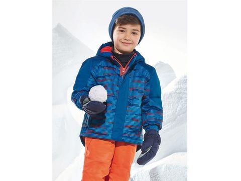 Куртка для мальчика горнолыжная Lupilu