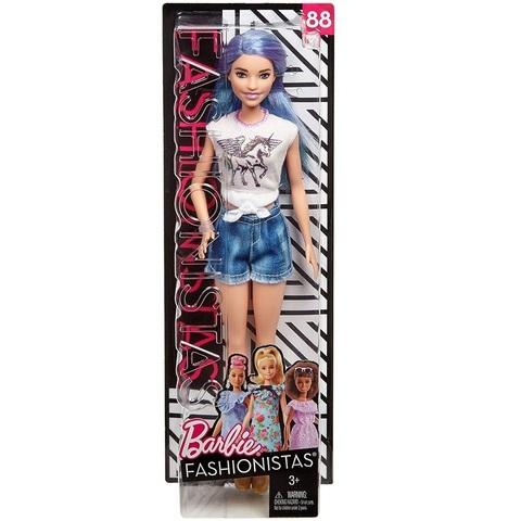 Барби Fashionistas 88 Магия Единорога