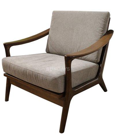 Кресло Sundays HOME HARRISON RT639A-SFA, каучуковое дерево