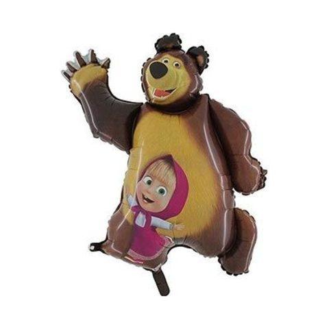 Фигура Маша и Медведь