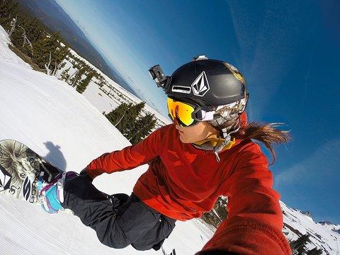 Helmet Front Mount - крепление на шлем