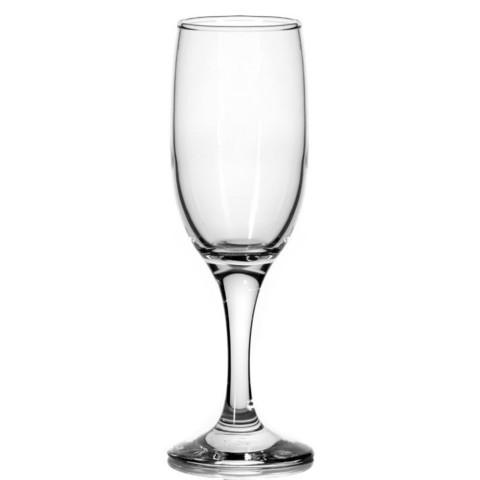 Набор фужеров для шампанского Pasabahce Бистро 190 мл 6 штук в упаковке (артикул производителя 44419B)