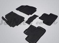 Резиновые коврики CHEVROLET ORLANDO высокий борт