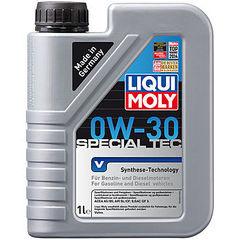 2852 LiquiMoly НС-синт.мот.масло Special Tec V  0W-30 SL/CF;A5/B5 (1л)