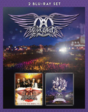 Aerosmith / Rock For The Rising Sun + Rocks Donington (2Blu-ray)